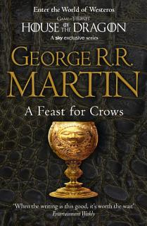 A Feast for Crows  A Song of Ice and Fire  Book 4  Book