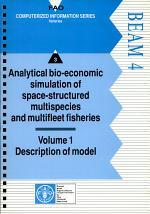 Software for bio-economic analysis of fisheries, BEAM 4