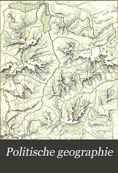Politische Geographie: oder, die Geographie der Staaten, des Verkehres und des Krieges, Band 2