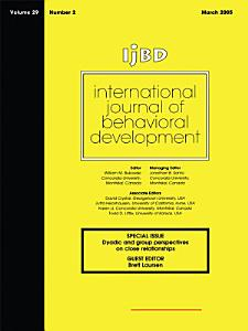 Dyadic And Group Perspectives On Close Relationships