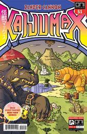 Kaijumax #1