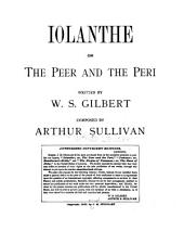 Iolanthe, Or, The Peer and the Peri