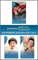 Harlequin Medical Romance November 2020   Box Set 2 of 2 PDF