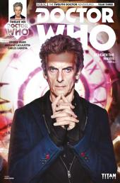 Doctor Who: The Twelfth Doctor #3.1: Beneath the Waves Part 1