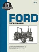 Ford Models 2310 2600 2610 3600+