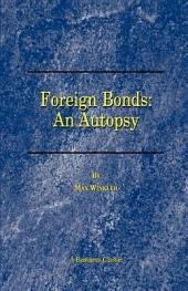 Foreign Bonds: An Autopsy