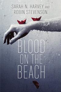 Blood on the Beach Book