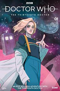 Doctor Who  The Thirteenth Doctor  1 Book