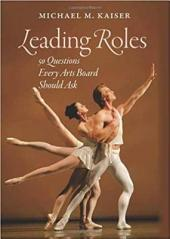 Leading Roles: 50 Questions Every Arts Board Should Ask