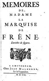 Memoires de madame la marquise de Frêne