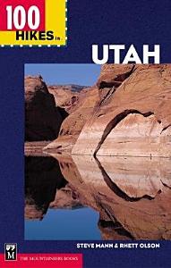 100 Hikes in Utah Book