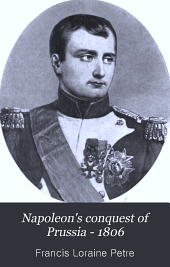 Napoleon's Conquest of Prussia - 1806