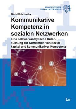 Kommunikative Kompetenz in sozialen Netzwerken PDF