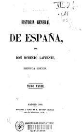 Historia general de España: Volumen 28
