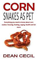 Corn Snakes as Pet PDF