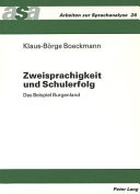 Zweisprachigkeit und Schulerfolg PDF