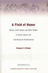 A Field Of Honor Book PDF