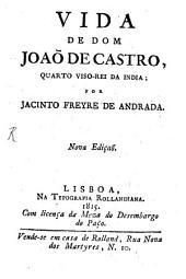 Vida de Joaõ de Castro, quarto viso-rei da India