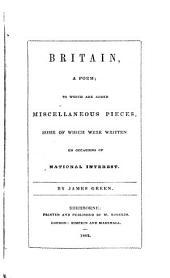 Britain, a Poem