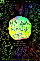Rick and Morty and Philosophy PDF