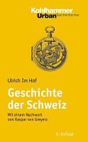 Geschichte der Schweiz PDF