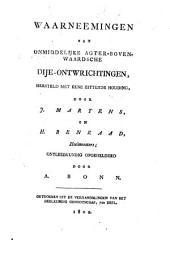 Waarneemingen van onmiddellijke agter-bovenwaardsche dije-ontwrichtingen, hersteld met eene zittende houding, door J. Martens en H. Benraad: Volume 1