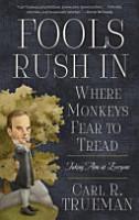 Fools Rush in where Monkeys Fear to Tread PDF