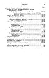 Labor Laws and Their Administration in the Pacific States