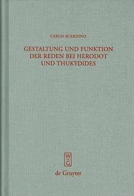 Gestaltung und Funktion der Reden bei Herodot und Thukydides PDF
