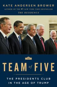 Team of Five Book