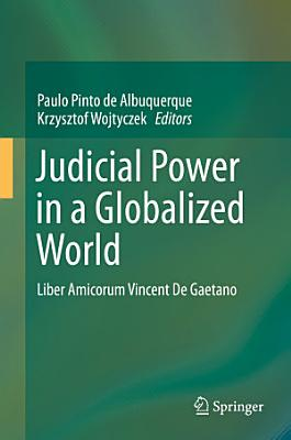 Judicial Power in a Globalized World PDF