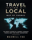 Travel Like a Local - Map of Vannes