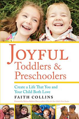 JOYFUL TODDLERS AND PRESCHOOLERS