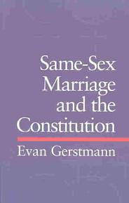 Same Sex Marriage and the Constitution PDF