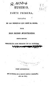 Eusebio: (1807. VIII, 343 p.)