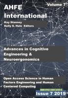 Advances in Cognitive Engineering and Neuroergonomics PDF