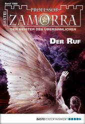 Professor Zamorra - Folge 1086: Der Ruf