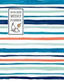 2019-2020 Weekly Planner