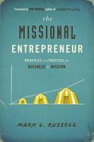 The Missional Entrepreneur PDF