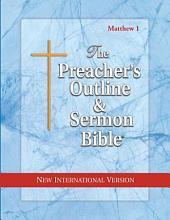 Preacher's Outline & Sermon Bible NIV Matthew 1