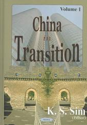 China in Transition: Volume 1