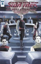 Star Trek: TNG: Mirror Broken #5