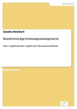 Kundenr  ckgewinnungsmanagement PDF