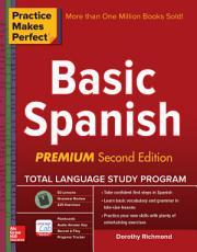 Practice Makes Perfect Basic Spanish  Second Edition PDF