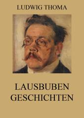 Lausbubengeschichten: eBook Edition