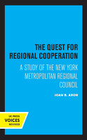 The Quest for Regional Cooperation PDF