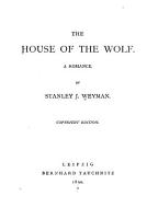 The House of the Wolf PDF