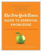 The New York Times Guide to Essential Knowledge PDF