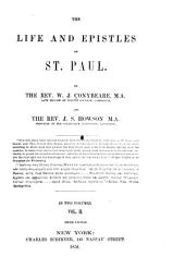 The Life and Epistles of St. Paul: Volume 2