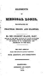 Elements of Medical Logic